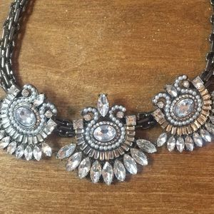 Jewelry - Large necklace for prom or special occasion!